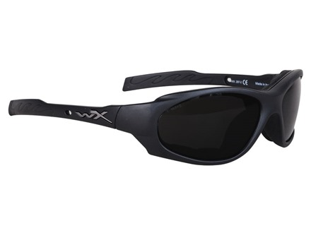 Wiley X XL-1 Advanced Shooting Glasses Smoke and Clear Lenses