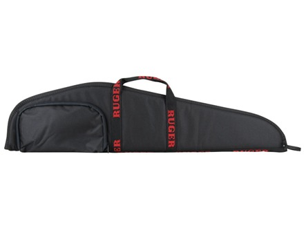 Ruger Standard Scoped Rifle Gun Case Nylon