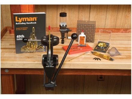 Lyman T-Mag 2 Turret Press Master Reloading Kit 110 Volt