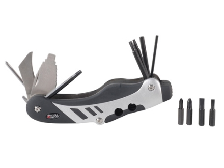 Real Avid Gun Tool Multi-Tool Kit with Nylon Sheath and Bits