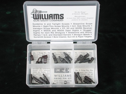 Williams Firing Pin Kit