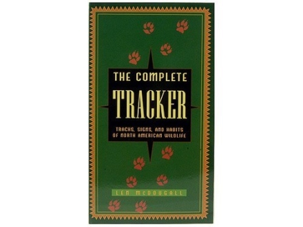 &quot;The Complete Tracker&quot; Book by Len McDougall