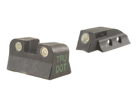 Meprolight Tru-Dot Sight Set Beretta 92F Steel Blue Tritium Green