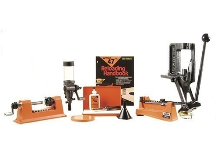 Lyman Crusher 2 Single Stage Press Expert Kit