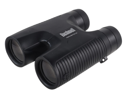 Bushnell Permafocus Binocular 8x 42mm Roof Prism Rubber Armored Black