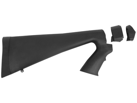 Advanced Technology Pistol Grip Stock with Scorpion Recoil Pad Remington 870, Mossberg 500, 590, 835, Winchester 1200, 1300 Polymer Black