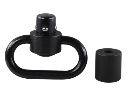 Mesa Tactical Receiver Mount Sling Adapter with Quick Detach Sling Swivel Mossberg 500, 590, 835 Steel Matte
