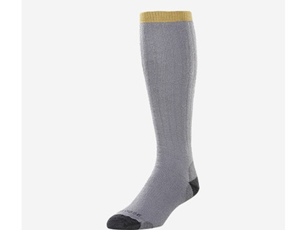 LaCrosse Men&#39;s Work Lightweight Over the Calf Socks Merino Wool and Synthetic Blend
