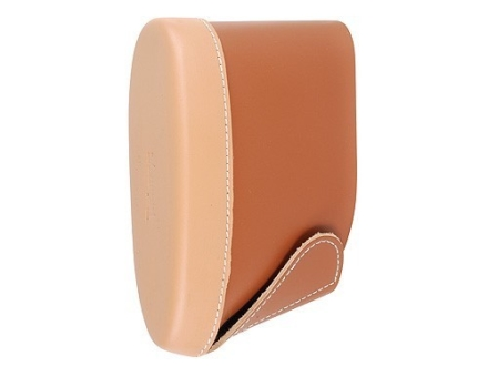 Pachmayr Deluxe Slip-On Recoil Pad Leather