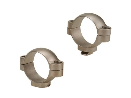 Leupold 30mm Standard Rings Silver Medium