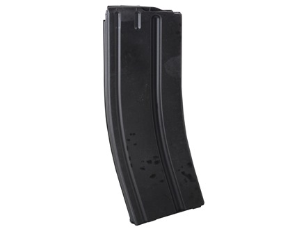 C Products Defense Magazine AR-15 5.45x39mm 30-Round with Anti-Tilt Follower Stainless Steel Black