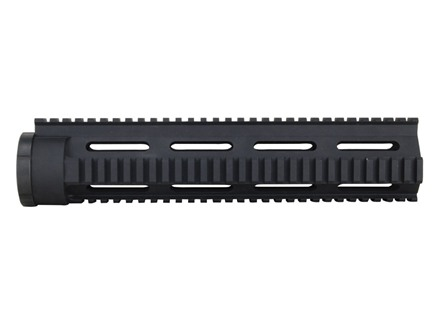 DPMS Free Float Tube Handguard High Quad Rail LR-308 Rifle Length Aluminum Matte