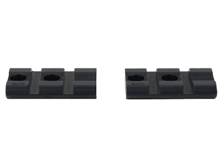 Weaver 2-Piece Top Mount Base Mossberg 500 Matte