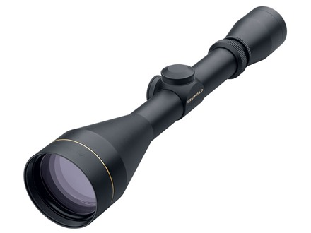 Leupold VX-1 Rifle Scope 3-9x 50mm LR Duplex Reticle Matte