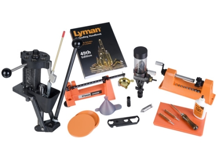 Lyman T-Mag 2 Turret Press Expert Kit