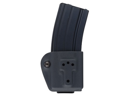 Wilson Combat Tactical Single Magazine Pouch AR-15 30-Round Magazines Kydex Black