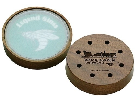 Woodhaven The Legend Glass Turkey Call