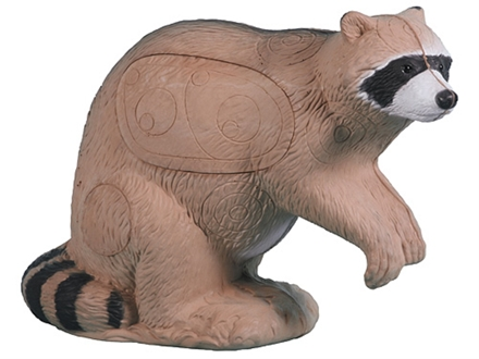 Rinehart Raccoon 3-D Foam Archery Target