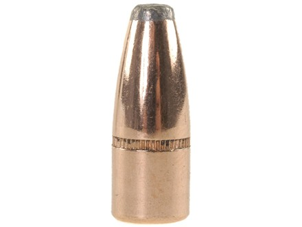 Speer Hot-Cor Bullets 30 Caliber (308 Diameter) 130 Grain Flat Nose Box of 100