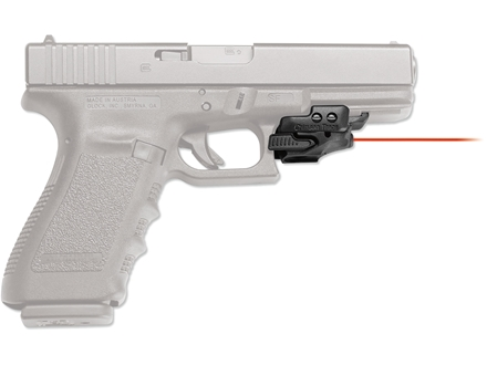 Crimson Trace Rail Master Laser Sight with Universal Rail Mount Polymer