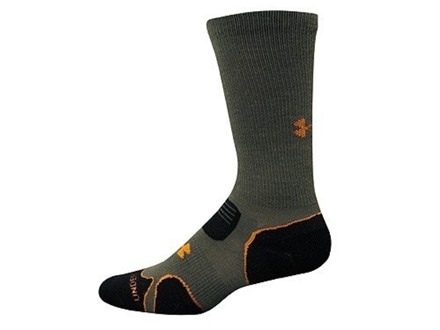 Under Armour Men&#39;s Hitch Lite Cushion Boot Socks