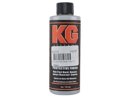 KG Gun Kote Air Cure 1200 Series Clear 4 oz