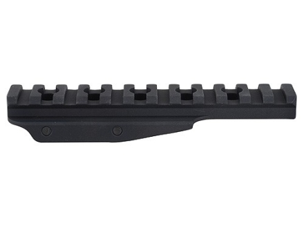 "Yankee Hill Machine Extended Picatinny-Style Riser Mount 5"" AR-15 Flat-Top Matte"