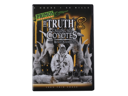 Primos &quot;The Truth 8 Calling All Coyotes&quot; DVD