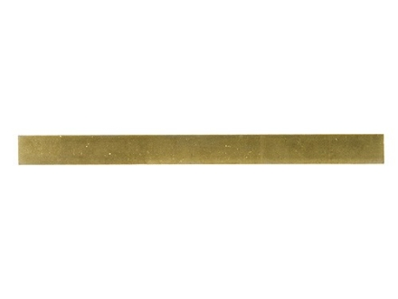 Baker Brass Flat Bar 1/4&quot; Thick 1&quot; Width 18&quot; Length