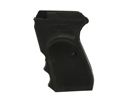 Bersa Grips Bersa Thunder 380, Firestorm 380/22 with Bersa Logo Rubber Wraparound