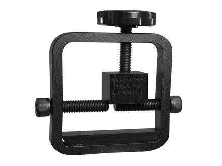 B & J Machine Hold Down Clamp Accessory for P500 Universal Sight Tool