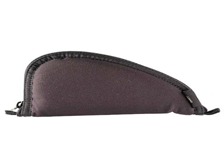 "Uncle Mike's Pistol Gun Case 8"" x 5"" Nylon Black"