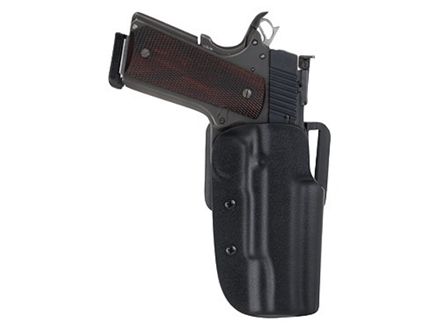 Blade-Tech ASR Outside the Waistband Holster Right Hand 1911 Government Kydex Black