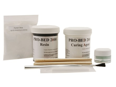 Score-High Pro-Bed 2000 4 oz Glass Bedding Kit Black