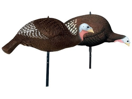 Delta Ultimate Hot Hen Turkey Decoy Polymer