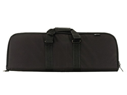 Bulldog Hybrid Tactical Rifle Gun Case 31&quot; FN PS90, FS2000 Rifles Nylon Black