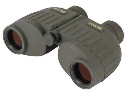 Steiner Military Marine Binocular 8x 30mm Rubber Armored Green