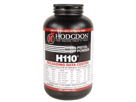 Hodgdon H110 Smokeless Gun Powder