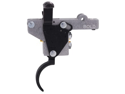Bold Optima Rifle Trigger Mauser 98 with Side Safety 2 to 4 lb