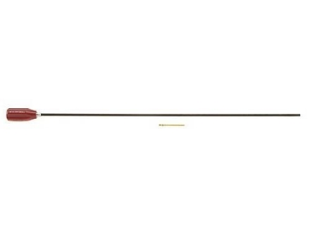 "Dewey 1-Piece Cleaning Rod 27 to 34 Caliber 17"" Nylon Coated 12 x 28 Thread"