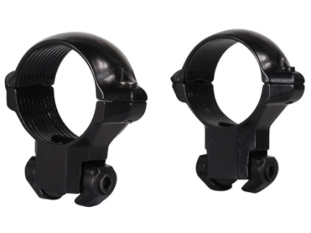 "Millett 1""  Angle-Loc Windage Adjustable Ring Mounts Ruger 77, Super Redhawk Gloss Medium"