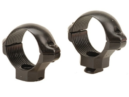 Millett 30mm Turn-In Standard Rings Matte Medium