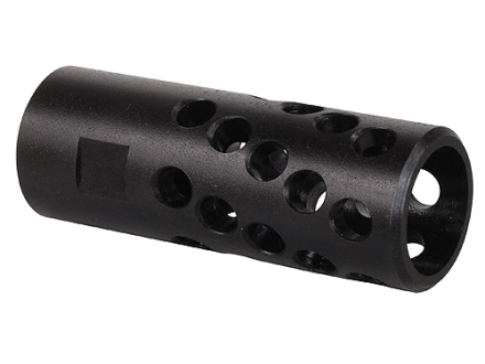 AR-Stoner Heli-Port Muzzle Brake 1/2&quot;-28 Thread AR-15 Parkerized