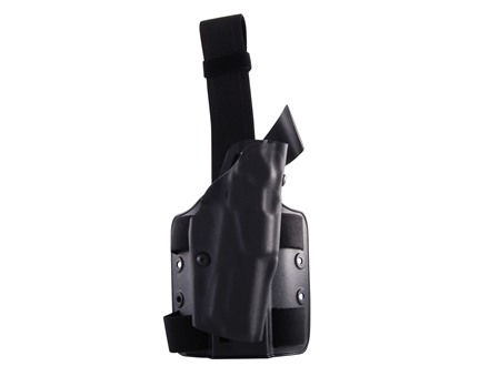 Safariland 6354 ALS Tactical Drop Leg Holster Right Hand Smith & Wesson M&P 45 ACP Polymer Black