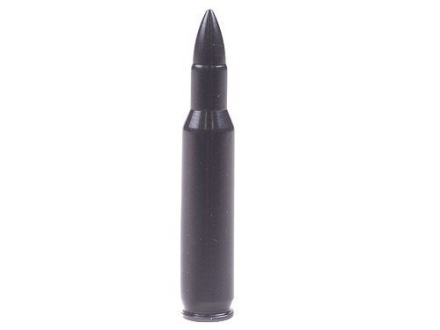 A-ZOOM Action Proving Dummy Round, Snap Cap 222 Remington Aluminum Package of 2
