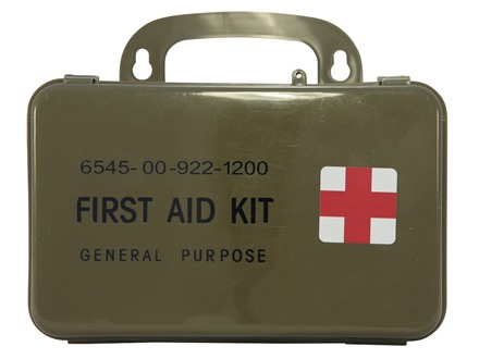 5ive Star Gear Mil-Spec First Aid Kit General Purpose
