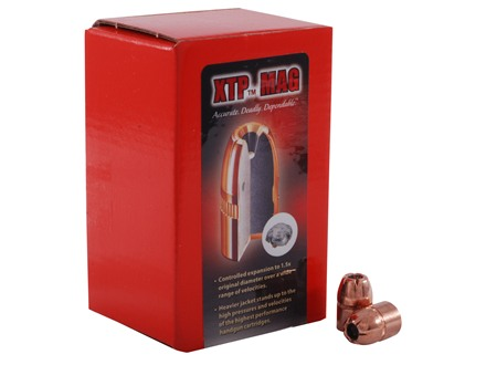 Hornady XTP Bullets 50 Caliber (500 Diameter) 350 Grain Jacketed Hollow Point Magnum Box of 50