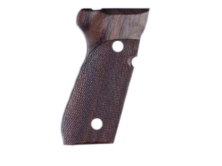 Hogue Fancy Hardwood Grips Beretta 92F, 92FS, 92SB, 96, M9 Checkered Rosewood