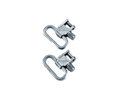 BlackHawk Lok-Down Sling Swivels 1&quot; Steel Nickel Plated