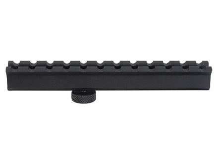 DPMS Weaver-Style Scope Base 6&quot; Length AR-15 Carry Handle Aluminum Matte